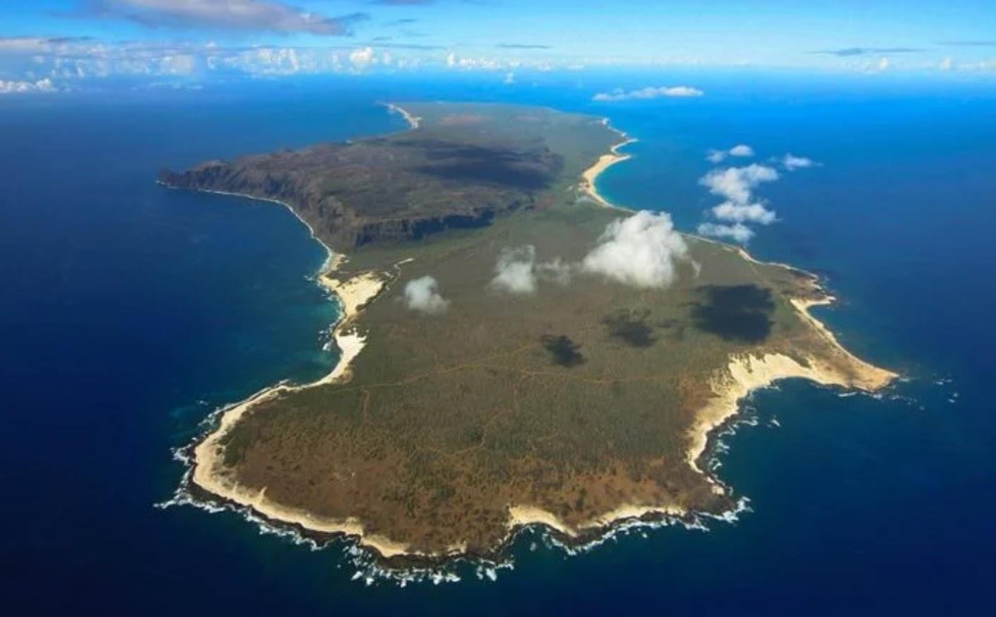 Forbidden Island, Hawaii