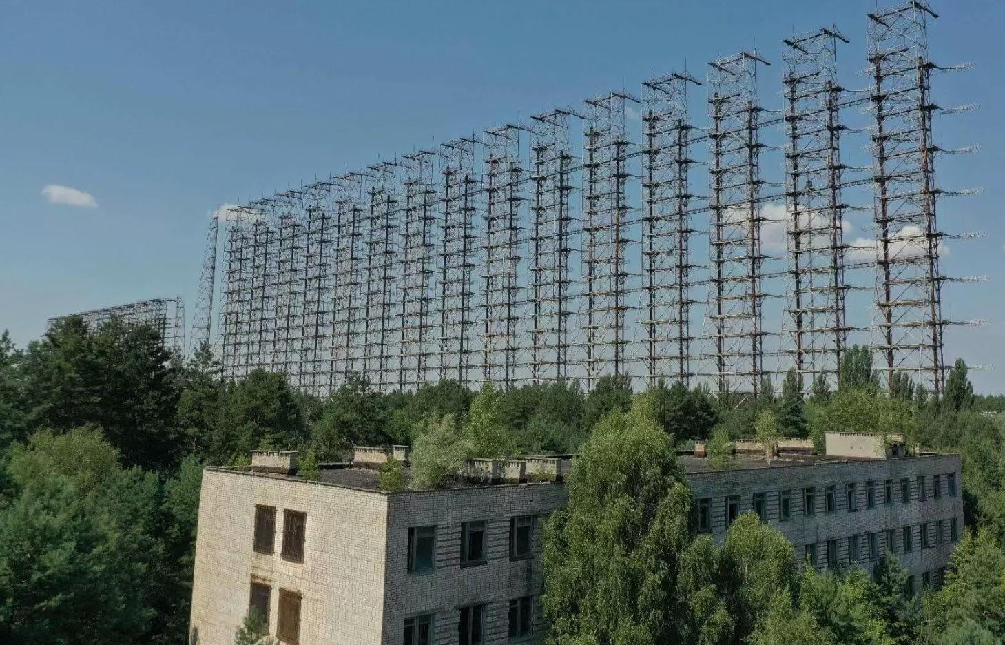 Chernobyl-2, Ukraine