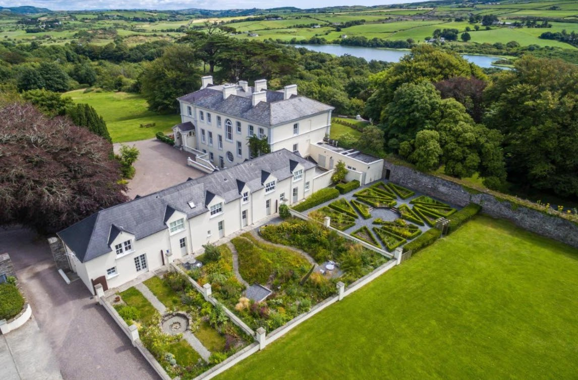Liss Ard country estate