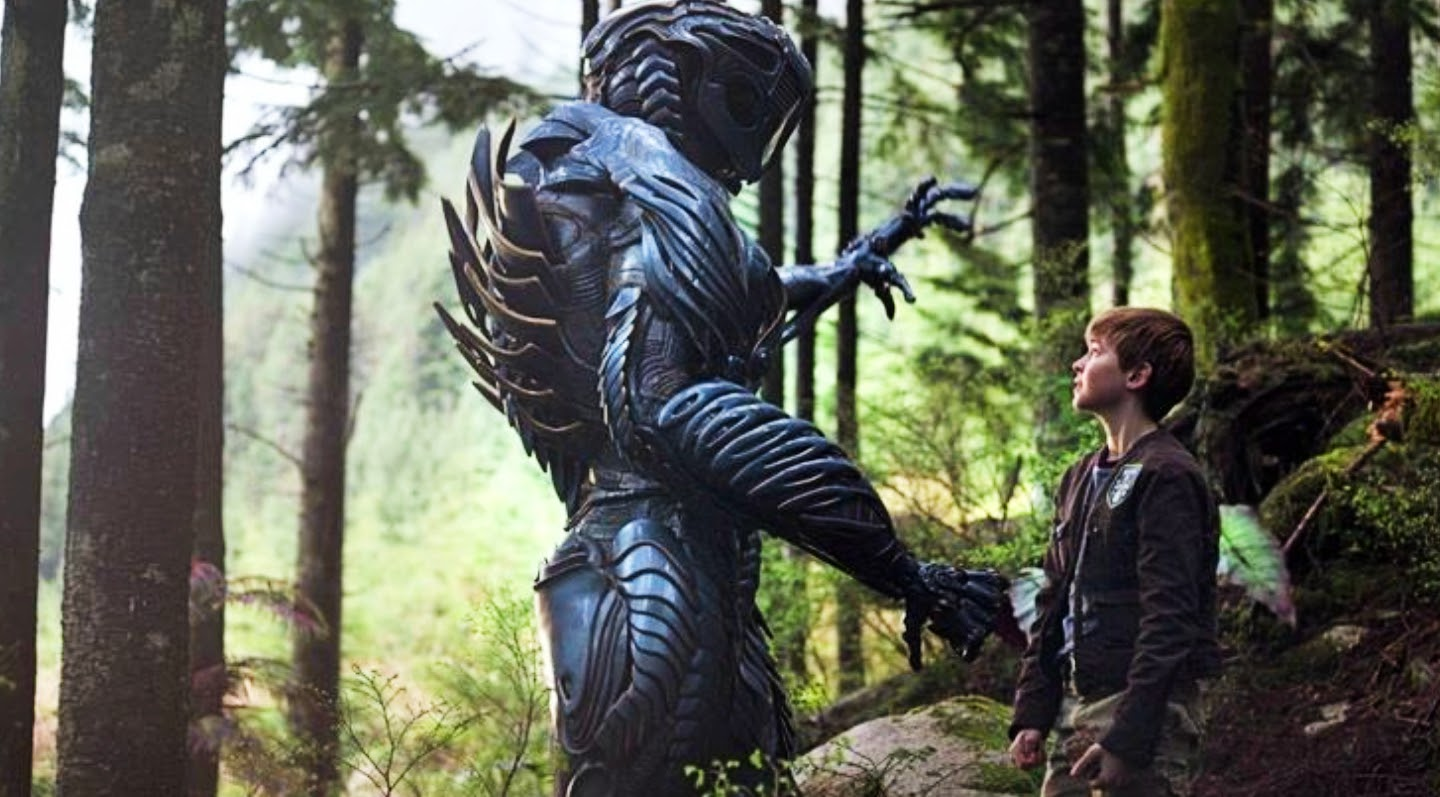 Lost in Space (2018 - )