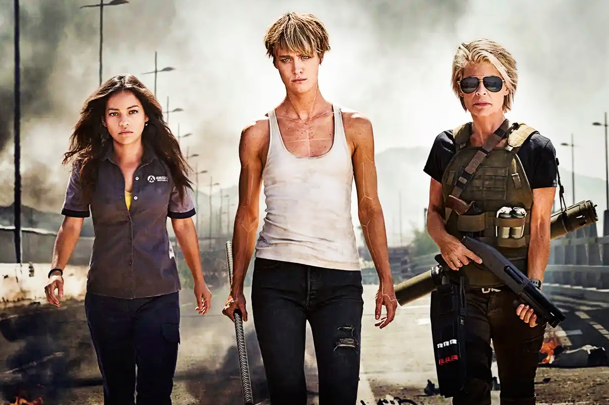 The Terminator franchise (1984-2019)