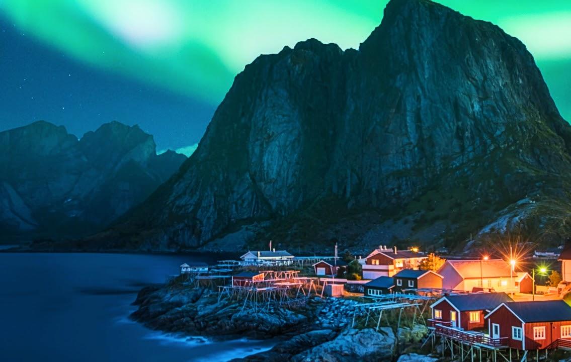 Norway's Ice Valley