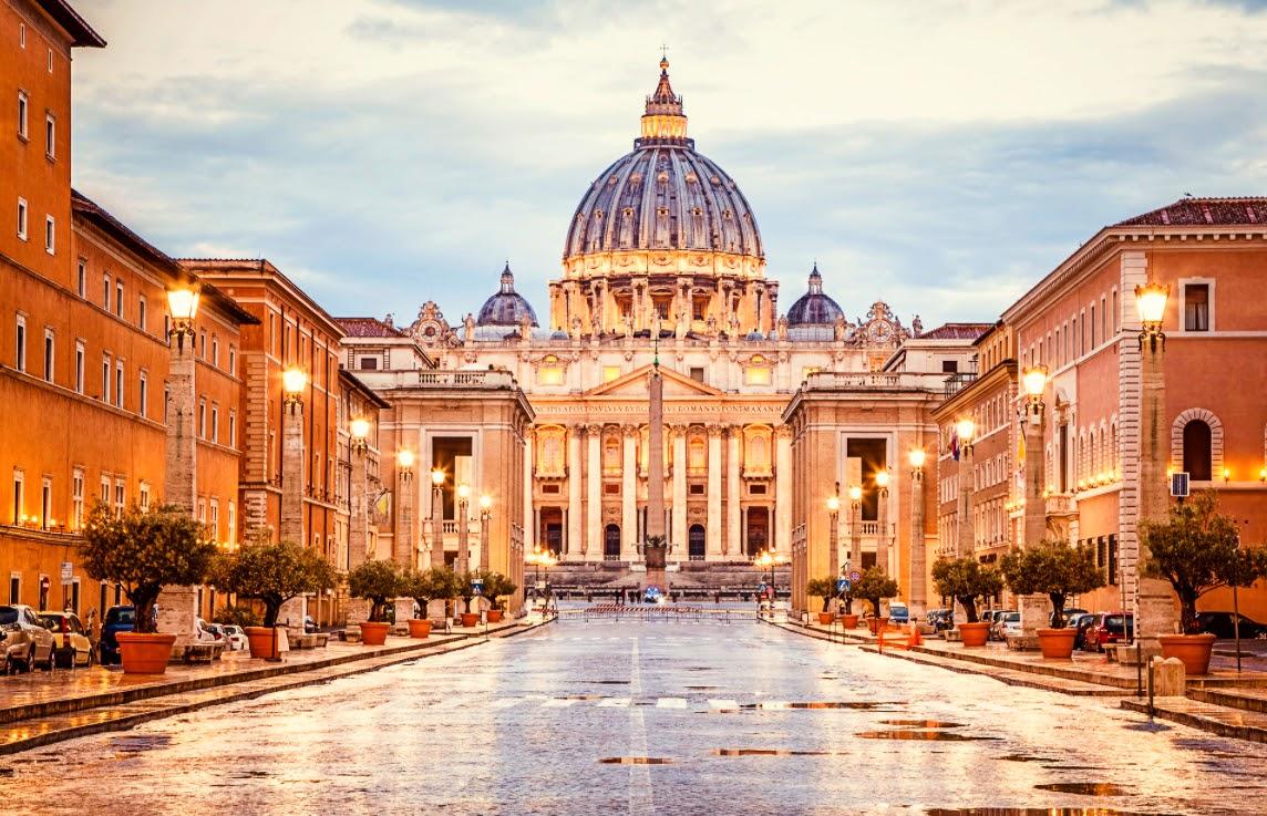 Vatican Mystery