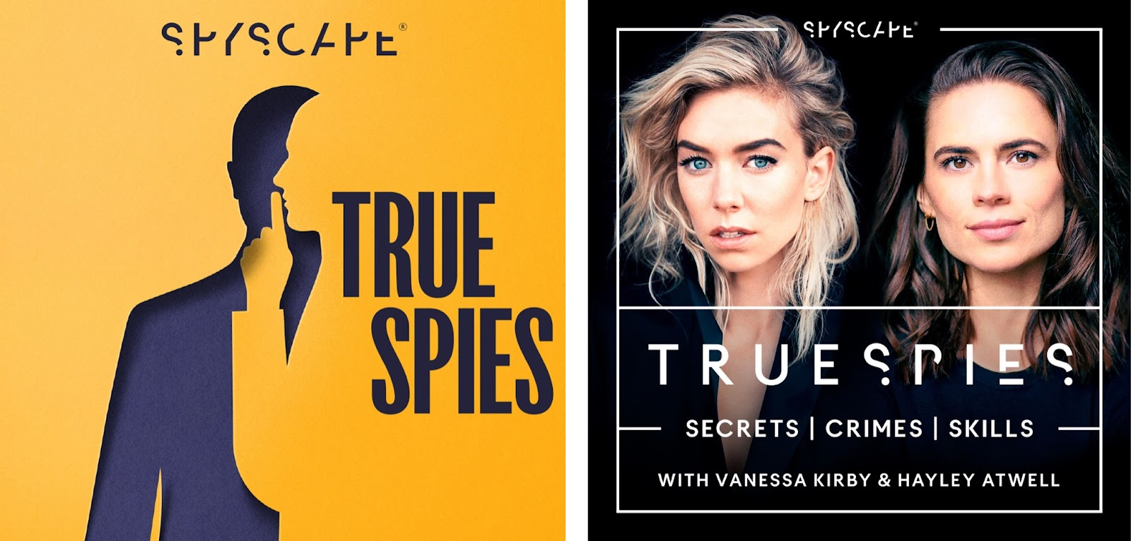 True Spies Podcast