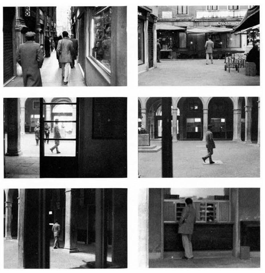 Venetian Suite, Sophie Calle