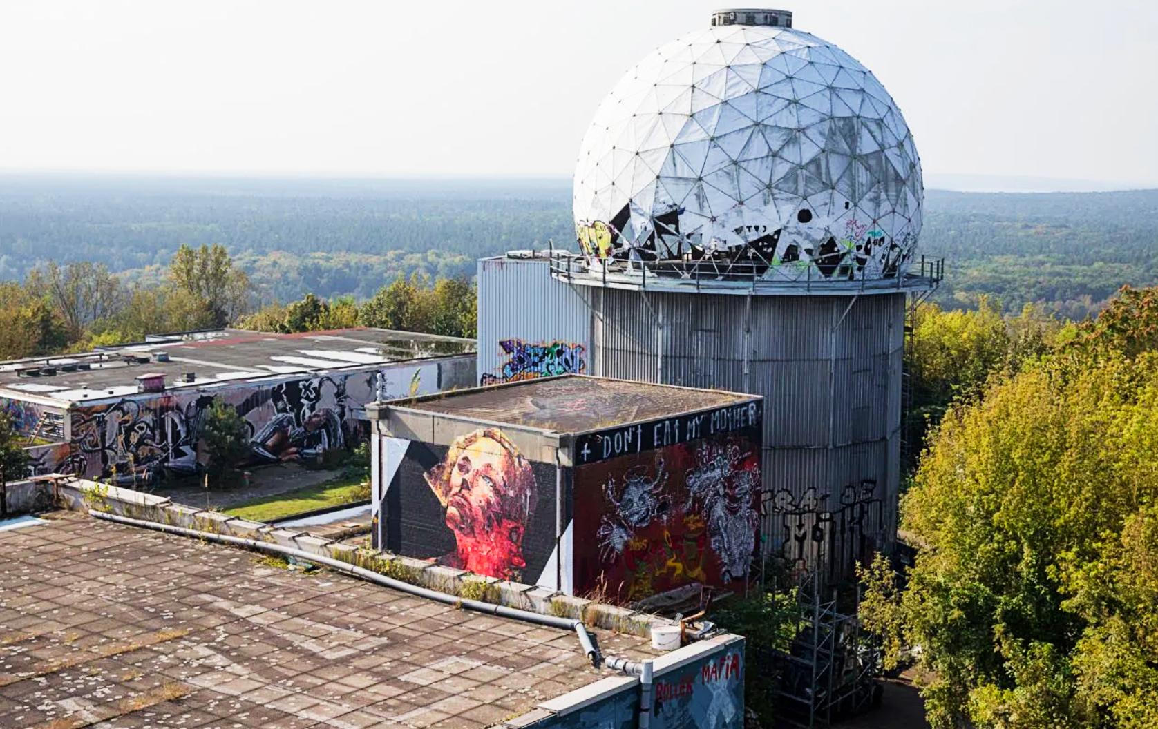 Berlin spy post