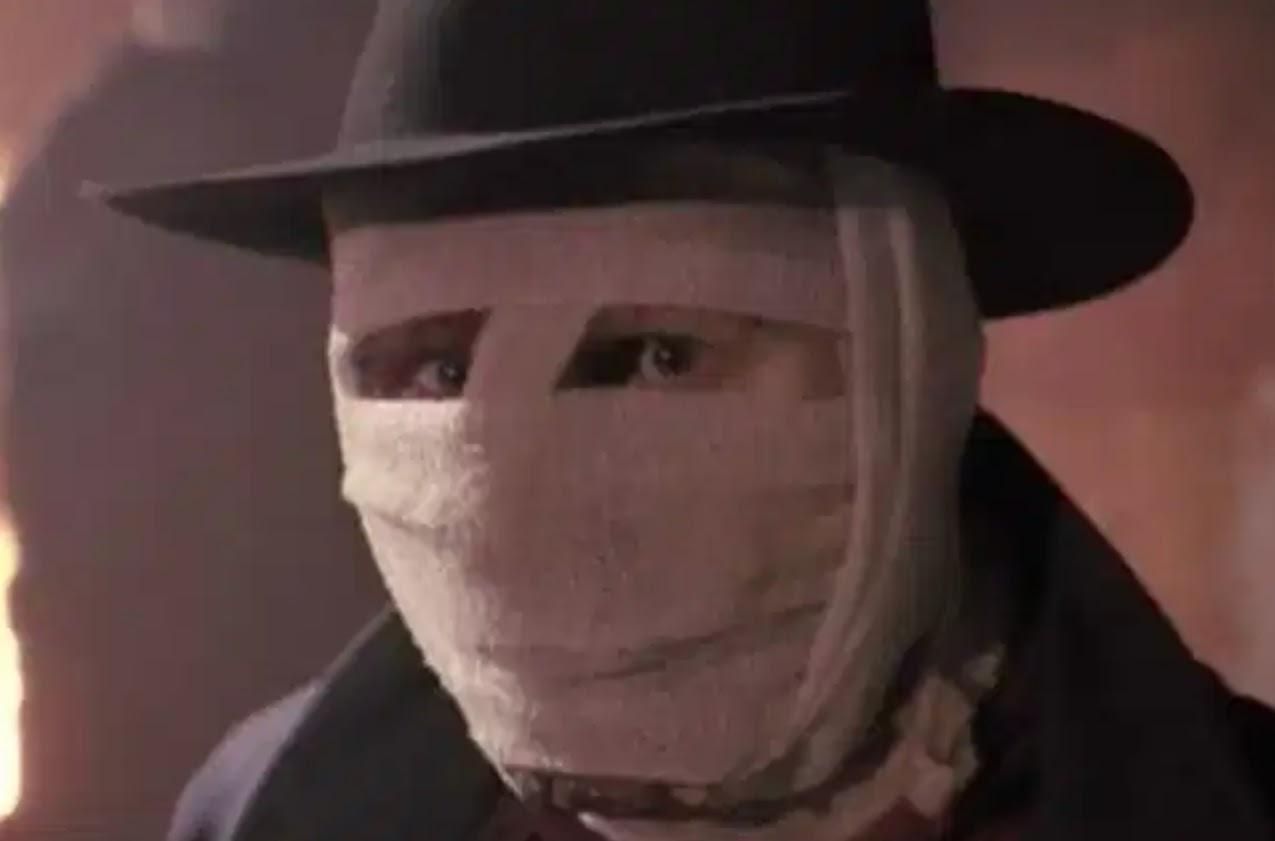 Liam Neeson stars in Darkman