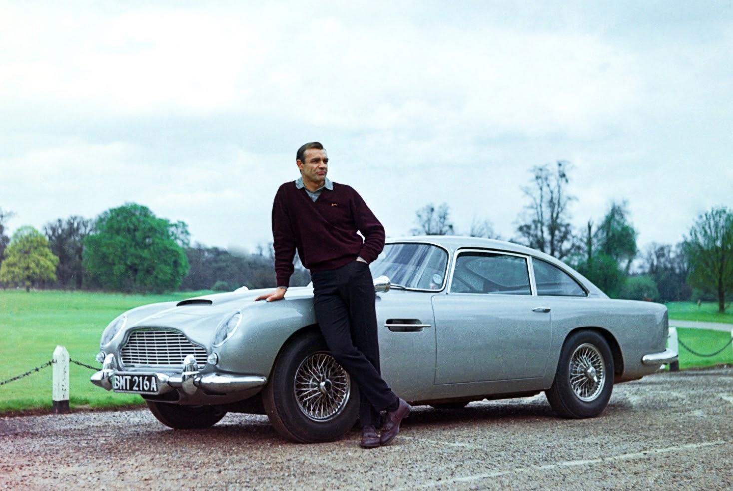 James Bond's DB5