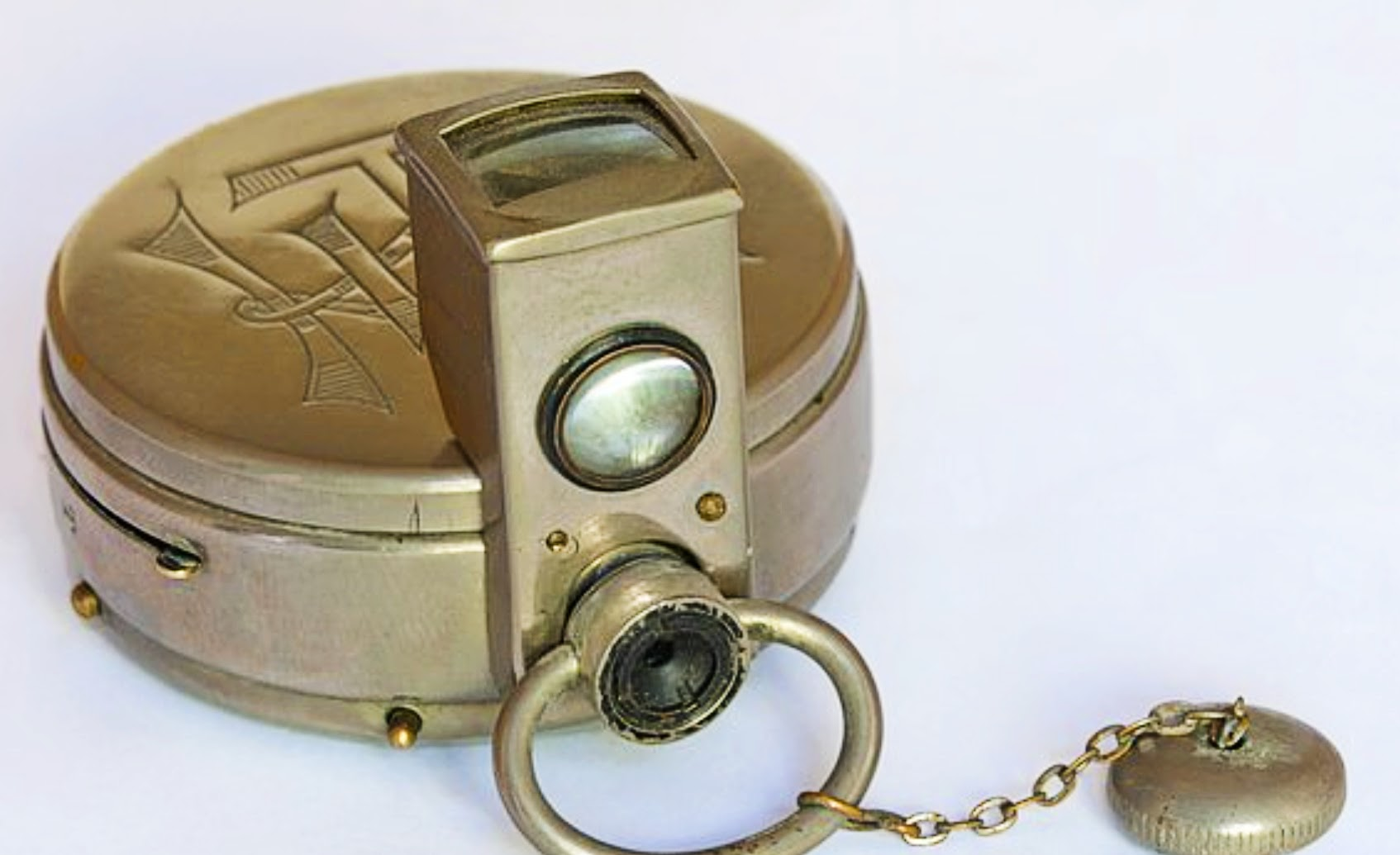 Miniature cameras were hidden in everyday devises