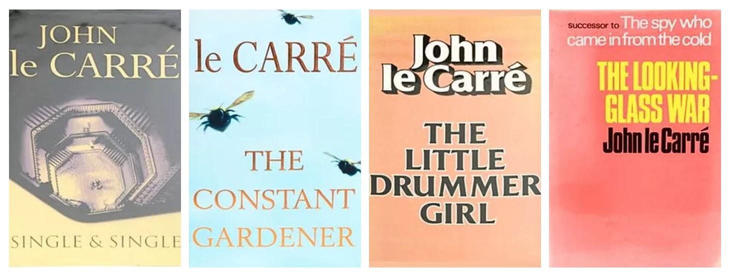 John le Carre books