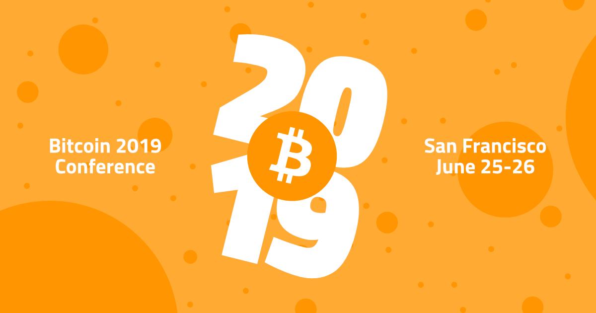 Speakers – Bitcoin 2019 | June 25-26 | San Francisco