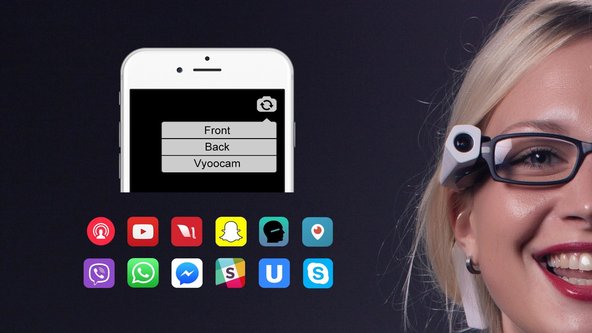 vyoocam-third-camera-option