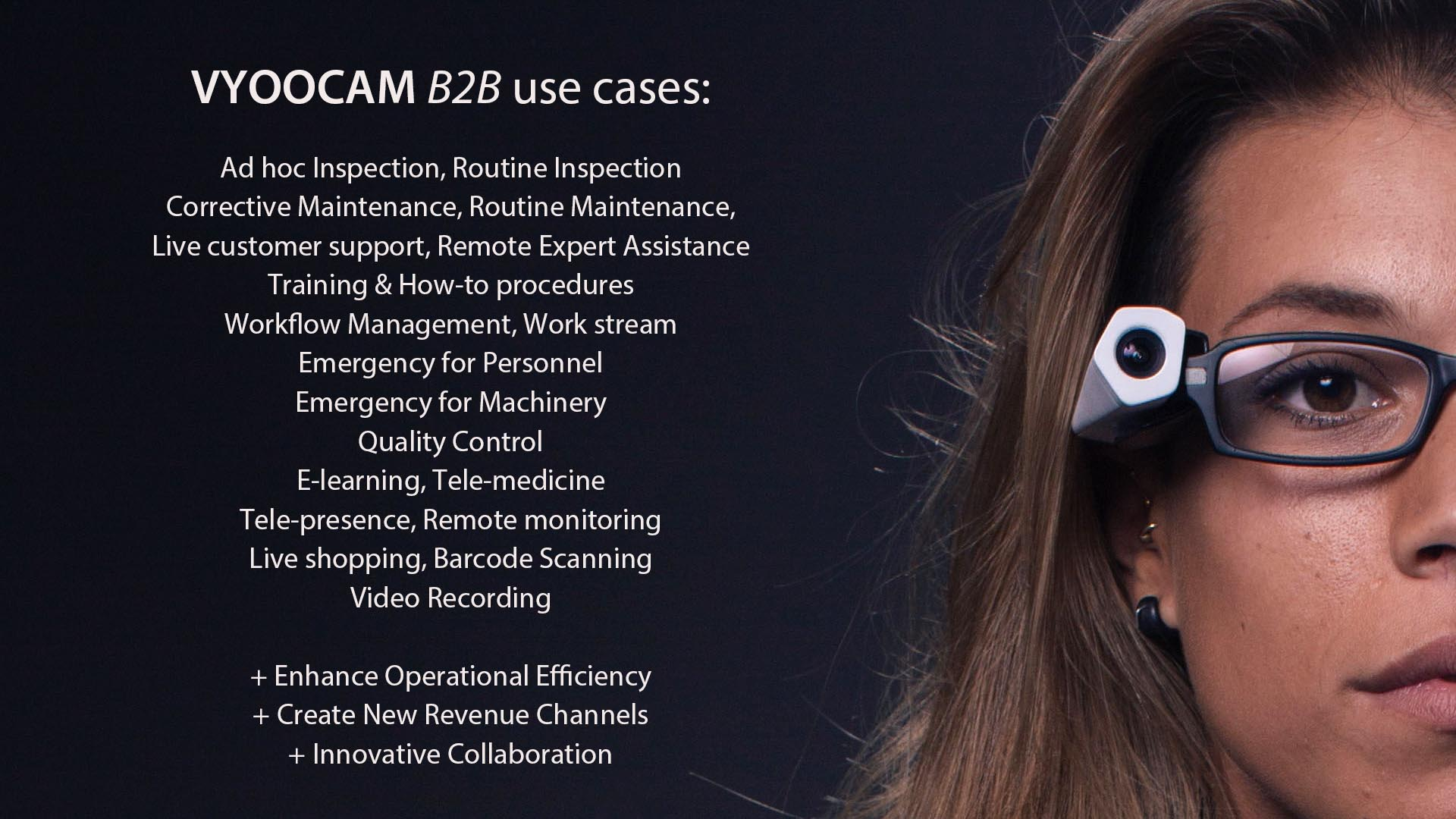 vyoocam-use-cases