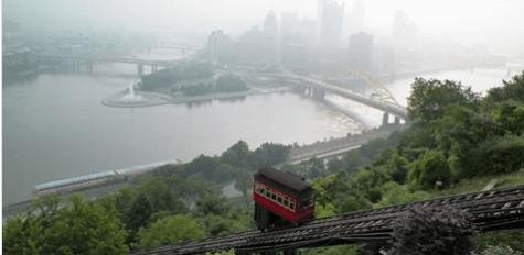 Pittsburgh scenery