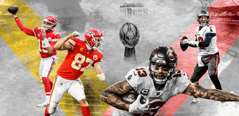 Super Bowl LV   7.2.2021   Tampa Bay vs. Kansas City Chiefs