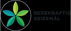 Berekraftig Reisemål logo