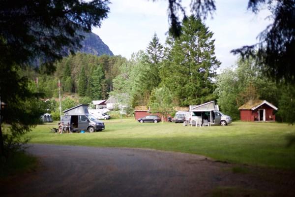 Lindum camping