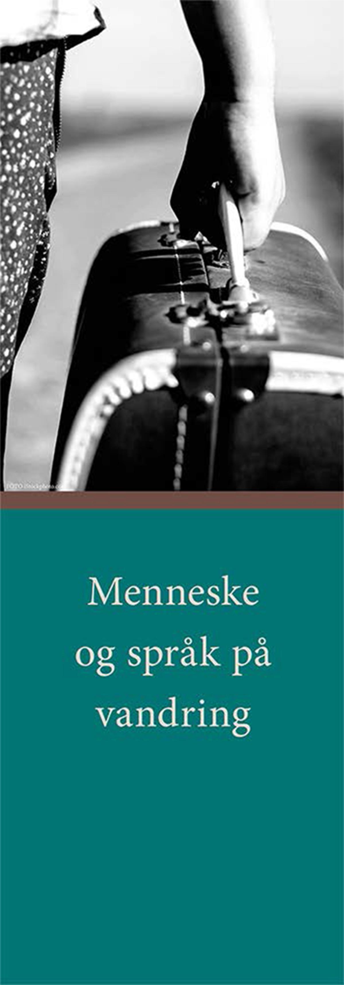 Utstillinga Mennesker og språk på vandring, Ivar Aasen-tunet