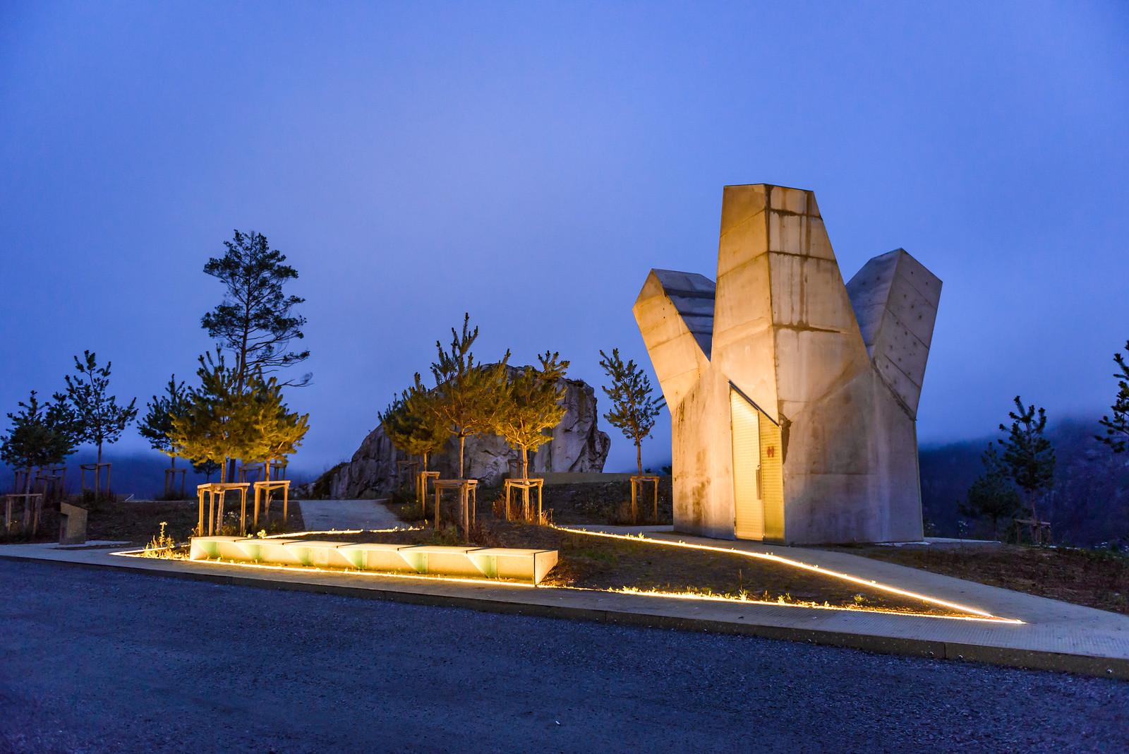 Bilde av Ostasteidn ved Nasjonal Turistveg Ryfylke