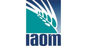 Logo for IAOM