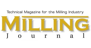 Logo for Milling Journal, a Technical Magazine for the Milling Industry.