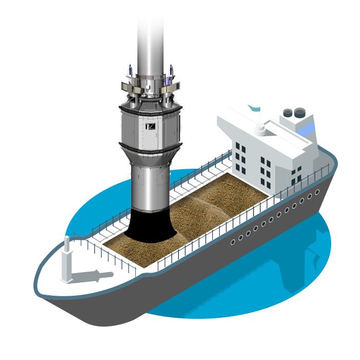 Vortex Ship Loading Animation Still