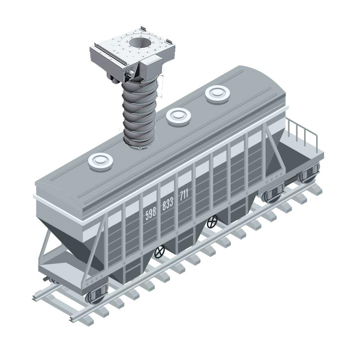 Vortex Truck & Rail Loading animation still
