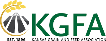 Logo for Kansas Grain and Feed Association (KGFA)