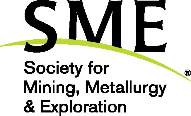 Logo for Society for Mining, Metallurgy & Exploration (SME)