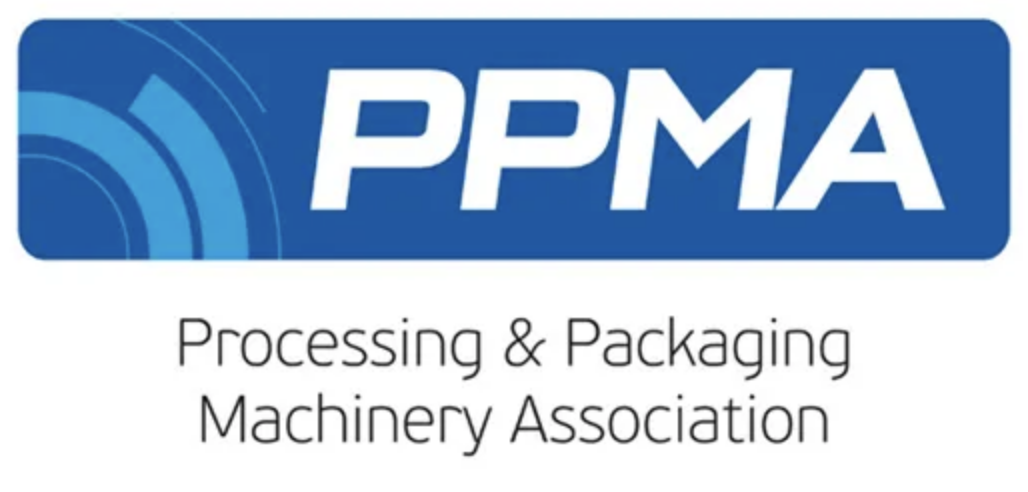 Logo for Processing & Packaging Machinery Association (PPMA)