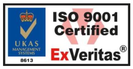 ExVeritas certification for Vortex
