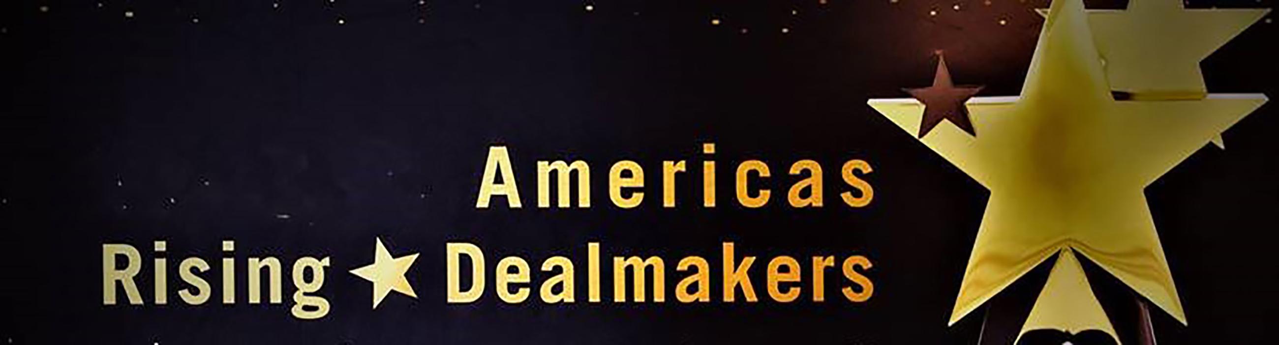 Hillary Hughes Receives M&A Atlas Americas Rising Dealmakers Award