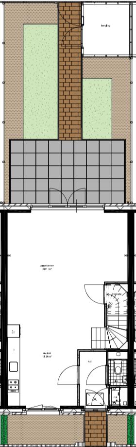 Tuinontwerp-Comfort-Blokwoning