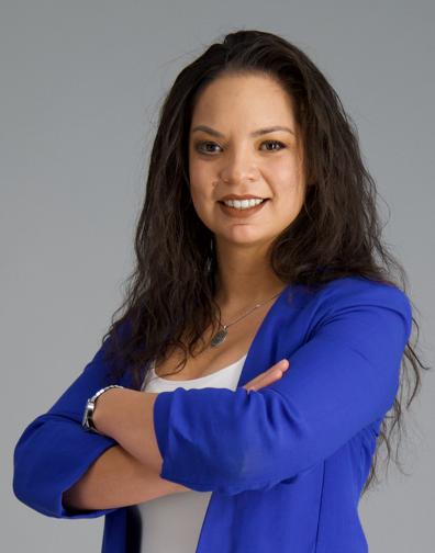 Alison Hernandez COO Staff Shop