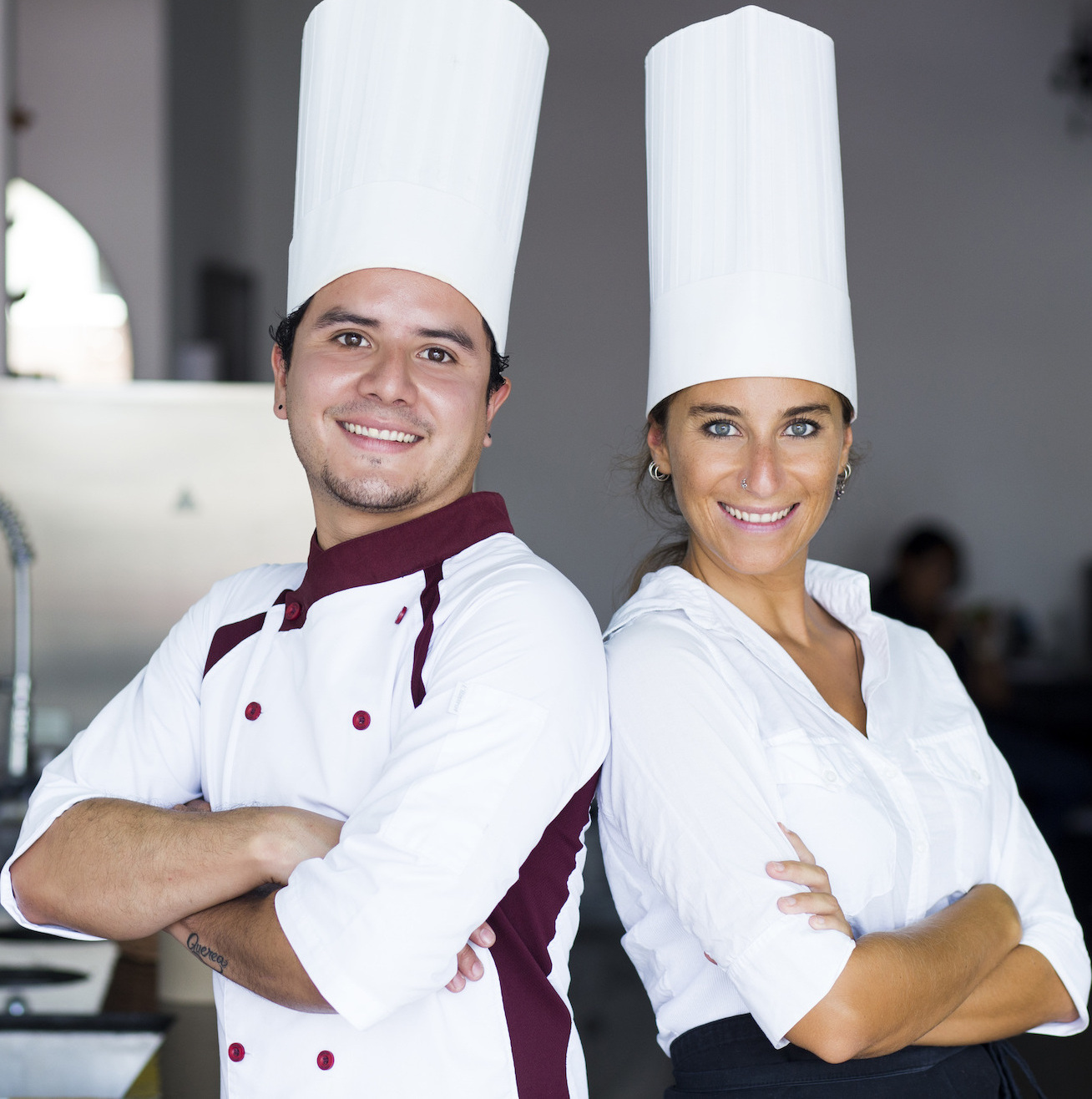 Prep cook and executive chef