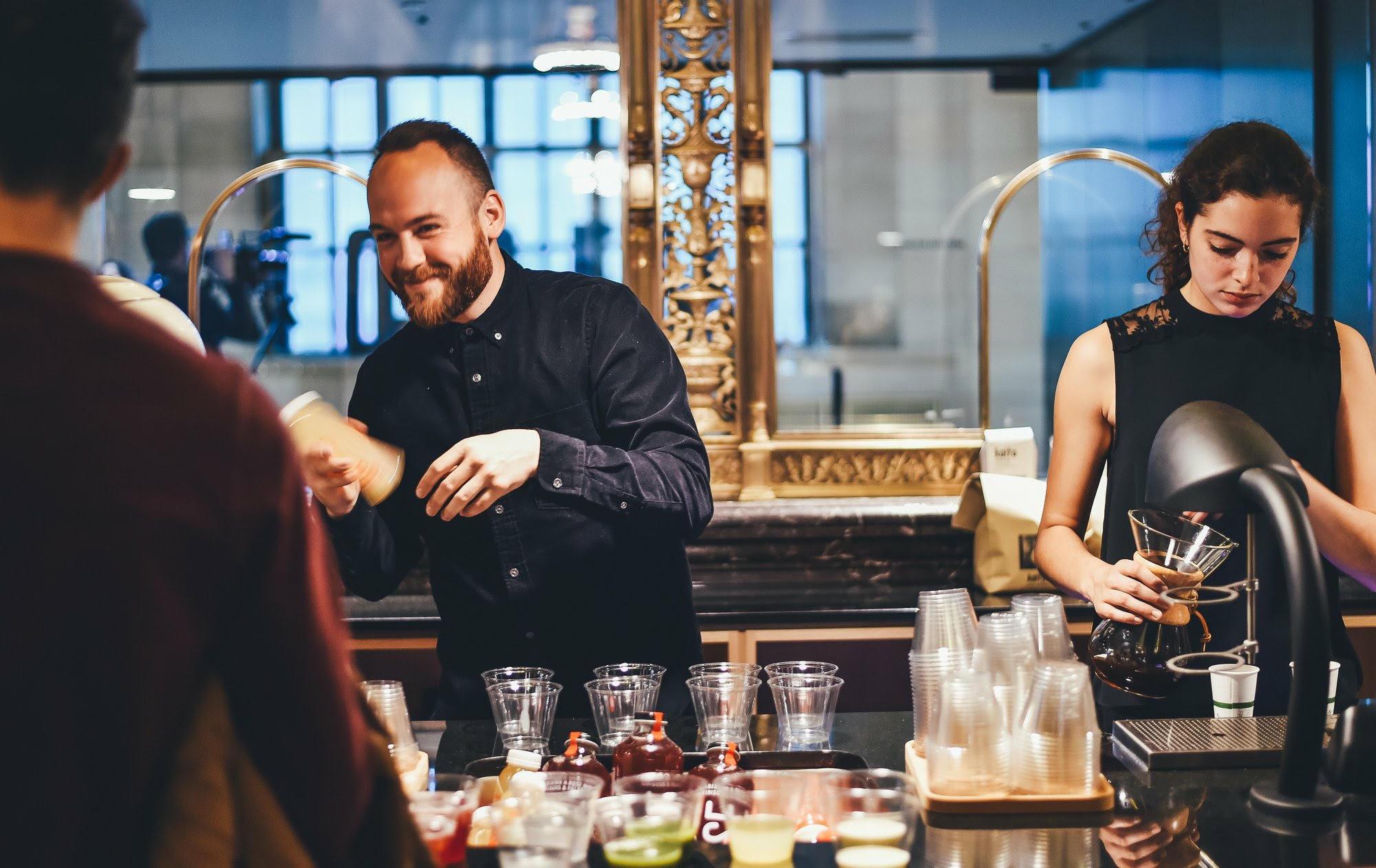 Staff Shop bartenders