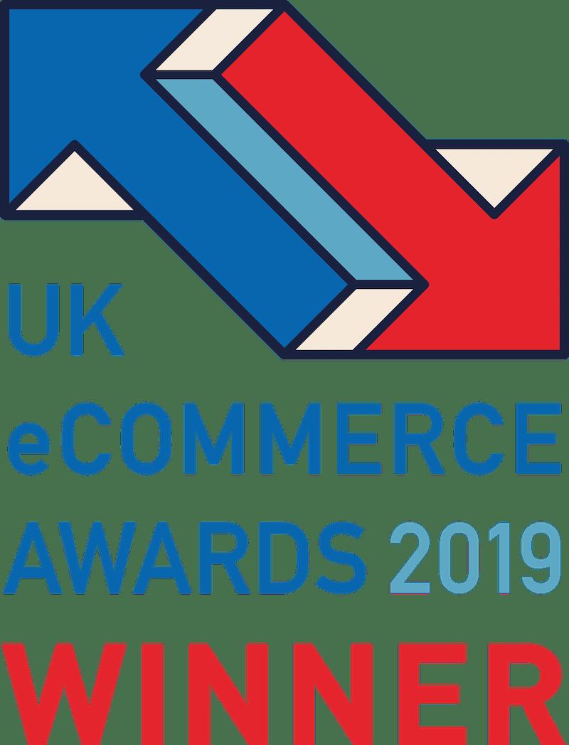 UK Ecommerce Awards Winner