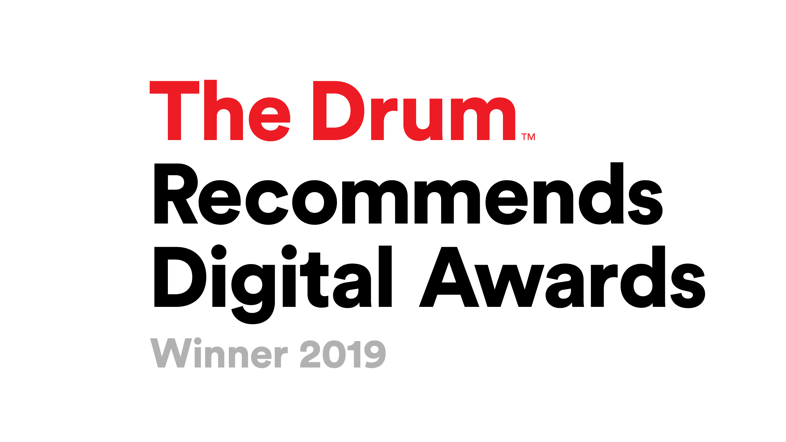 Drum Recommends Award