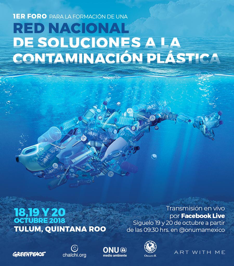 Red Nacional de Soluciones a la Contaminación Plástica