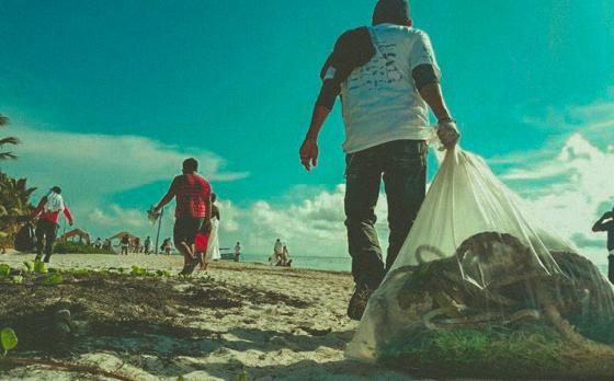 Tulum Beach Clean Up