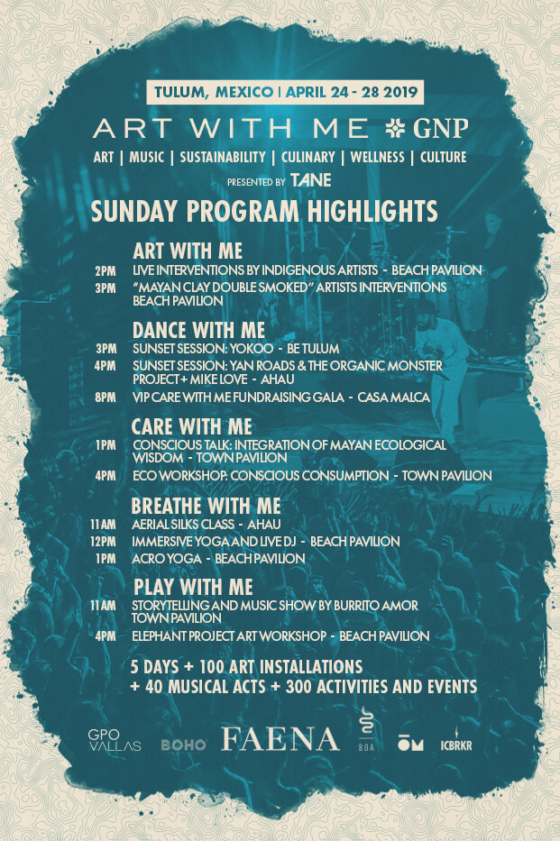 Sunday Highlights Art With Me *GNP 2019