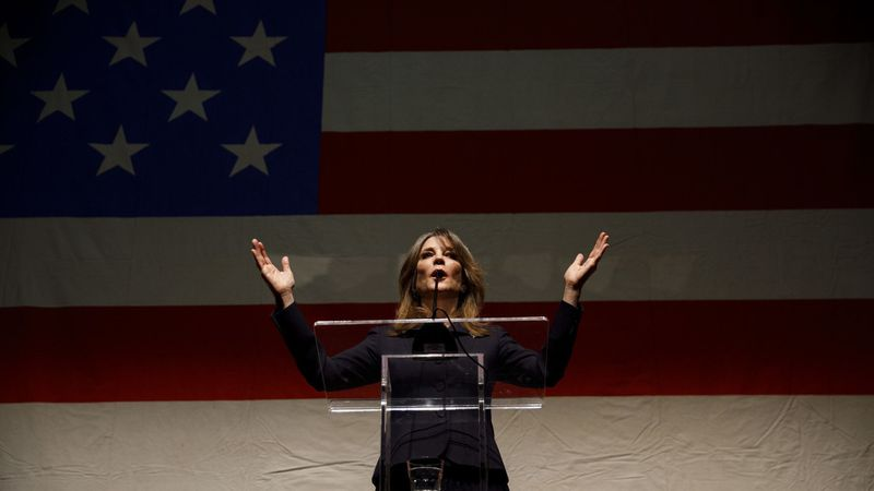 July 4th Statement by Marianne Williamson | Marianne 2020