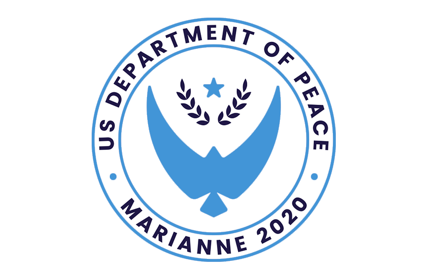 Plan for U.S. Department of Peace   Marianne Now