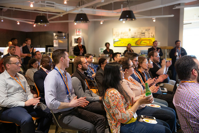 NVP Labs Spring 2019 Cohort:Welcome Event