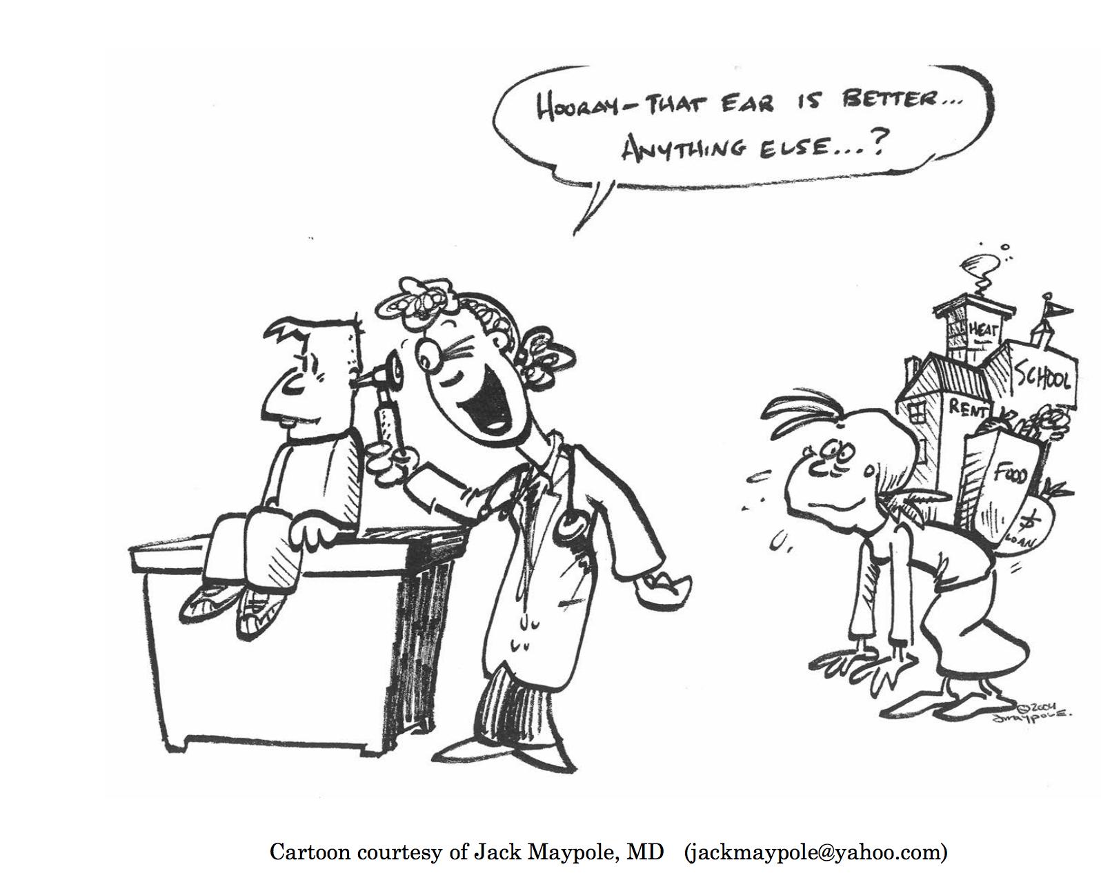 cartoon from Jack MAypole