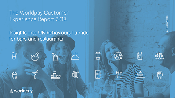 Worldpay Customer Experience Report 2018