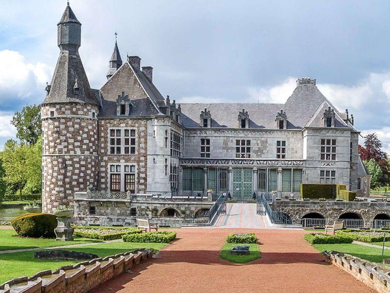 Les FW en tournée au Château de Jehay