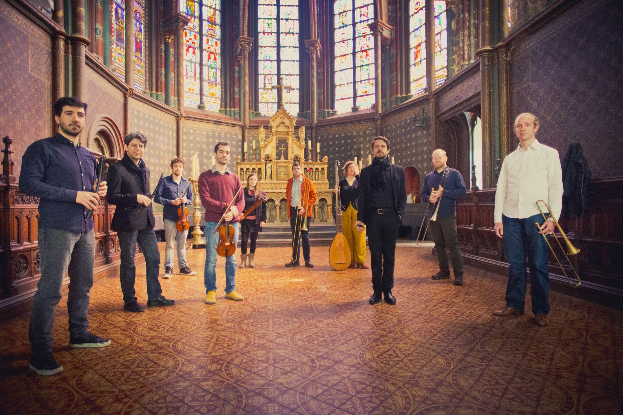 Bernard Foccroulle, orgue & Ensemble InAlto