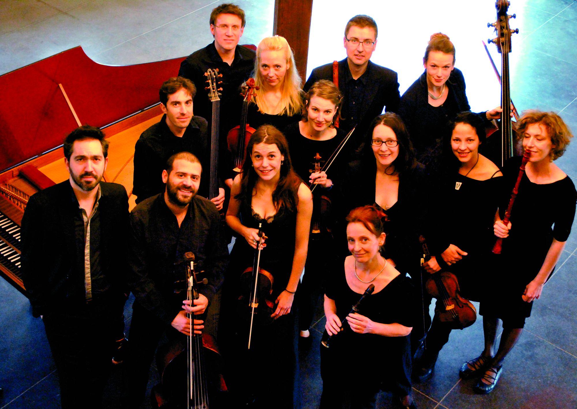 Ensemble L'Achéron & Sophie Karthäuser