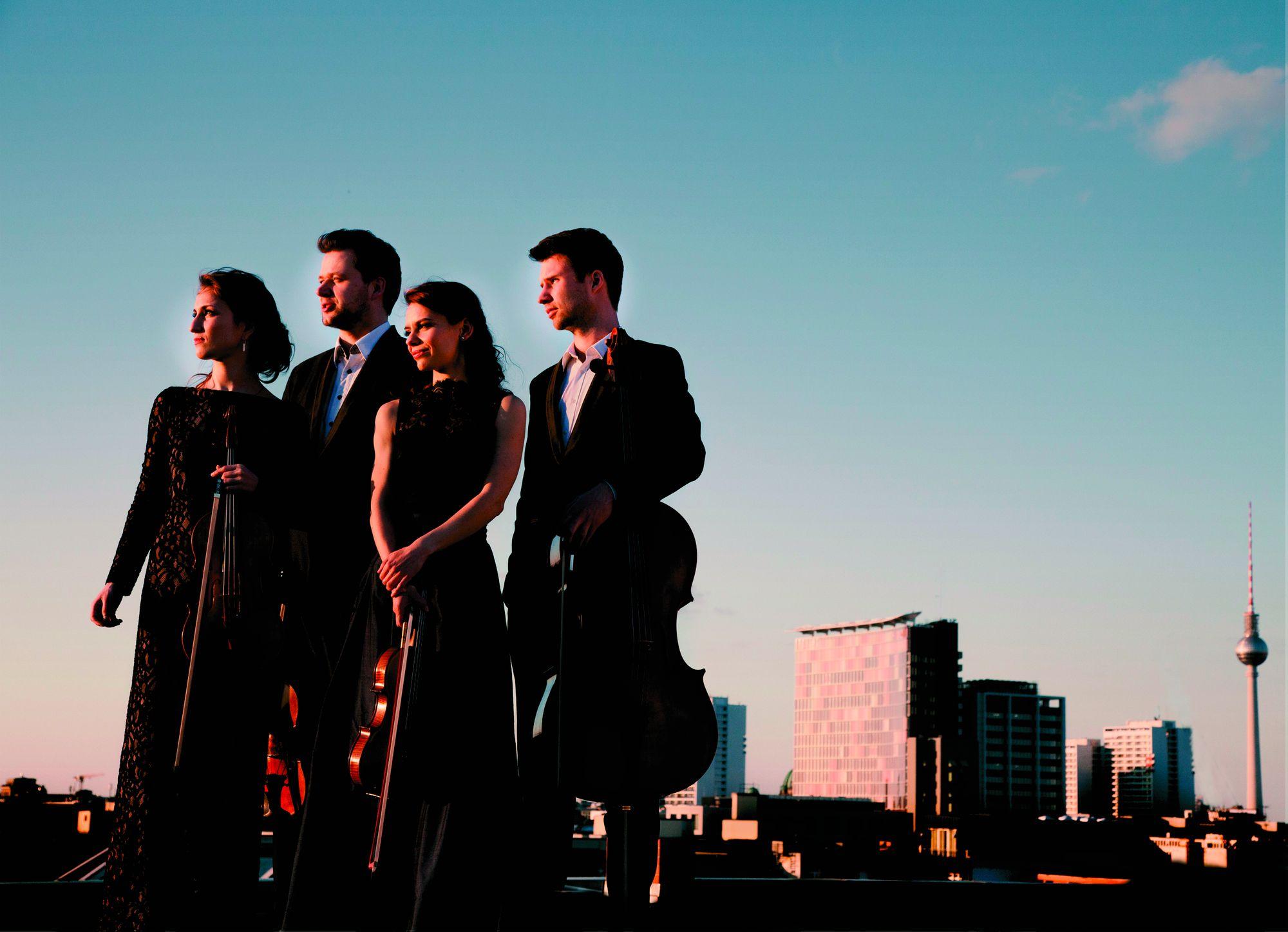 Quatuor Armida